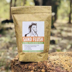 Sand Flush Bag